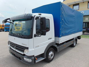MERCEDES-BENZ 816 ATEGO tilt truck