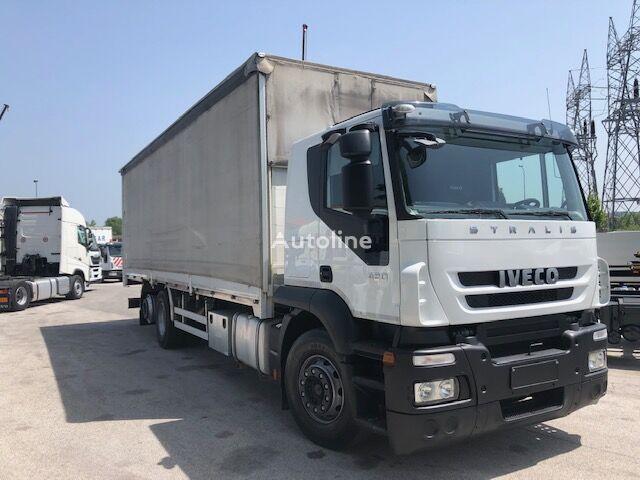 IVECO AT260S42Y/PS RETARDER ALZA/ABBASSA LUNG.8.70 tilt truck