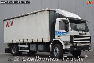 SCANIA 93M 230 tilt truck