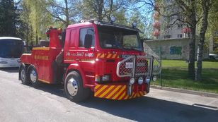 SCANIA tow truck