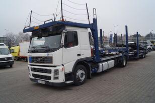 VOLVO FM9 , Zestaw do Przewozu Pojazdów ,w Ciągłej Eksploatacji,Zadban tow truck + car transporter trailer